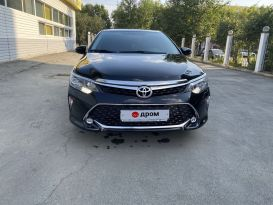 Челябинск Toyota Camry 2017