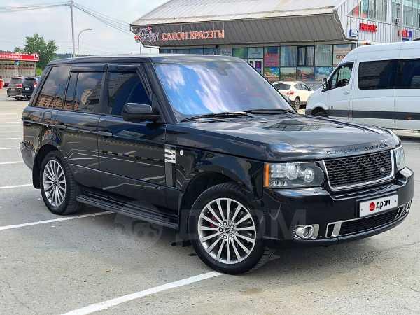 Land Rover Range Rover, 2009 год, 1 450 000 руб.