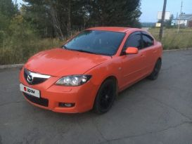 Усть-Илимск Mazda3 2007