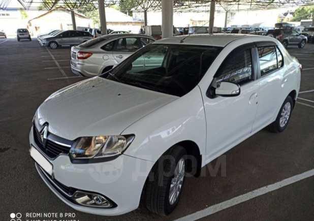 Renault Logan, 2015 год, 393 000 руб.