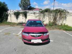 Сочи Mazda6 2006