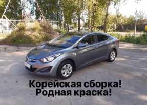 Томск Elantra 2015