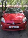 Toyota Prius, 2010 год, 645 000 руб.