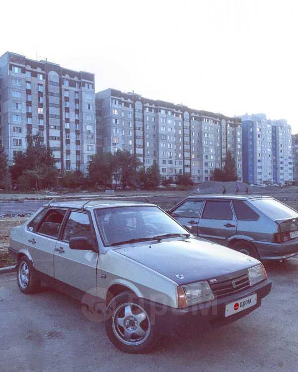 Лада 21099, 1997 год, 42 000 руб.