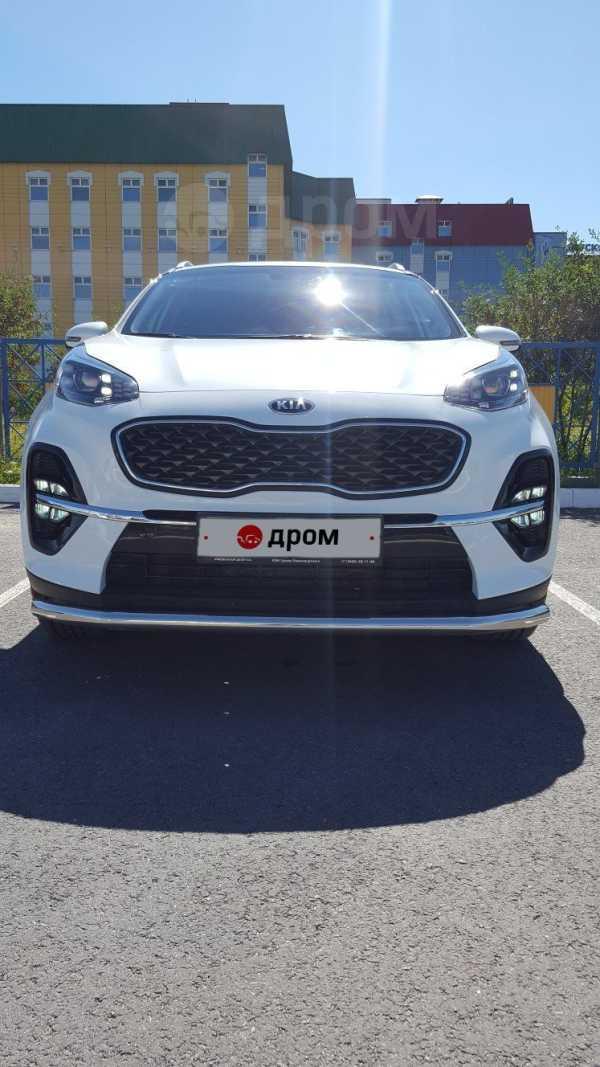Kia Sportage, 2019 год, 1 720 000 руб.