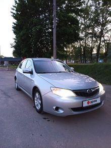 Щёлково Impreza 2008