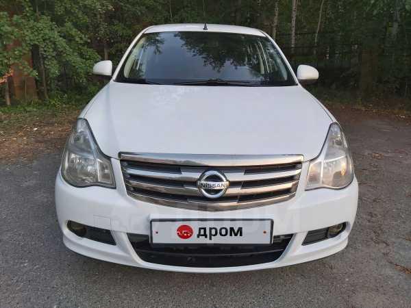 Nissan Almera, 2016 год, 373 000 руб.