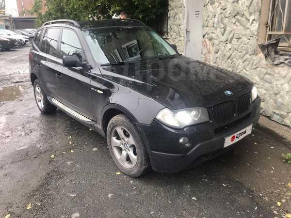 BMW X3, 2008 год, 615 000 руб.
