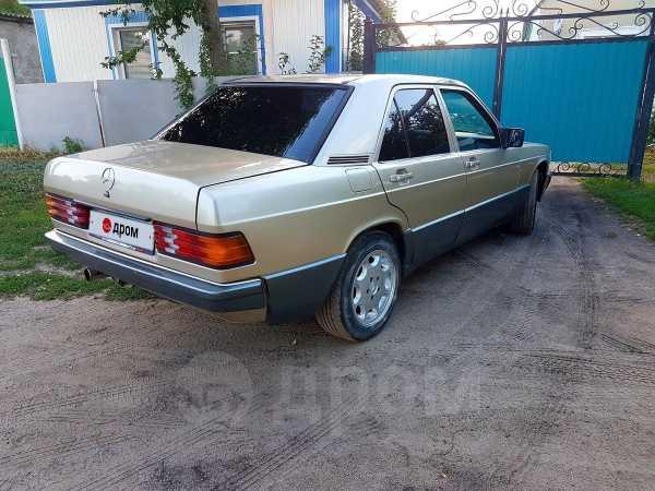 Mercedes-Benz 190, 1988 год, 125 000 руб.