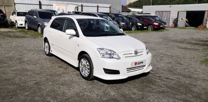 Toyota Allex, 2005 год, 415 000 руб.