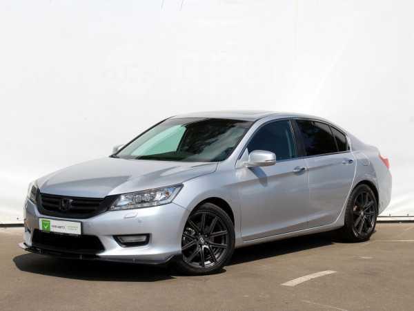 Honda Accord, 2013 год, 899 620 руб.