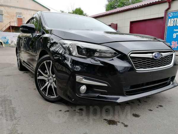Subaru Impreza, 2017 год, 990 000 руб.