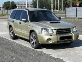 Барнаул Forester 2003