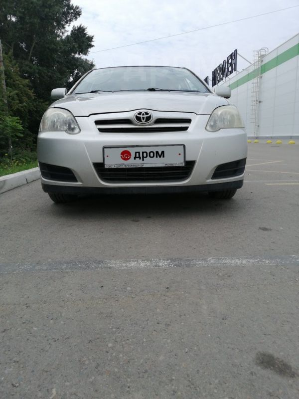 Toyota Corolla, 2005 год, 480 000 руб.