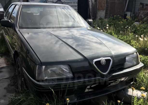 Alfa Romeo 164, 1993 год, 55 000 руб.