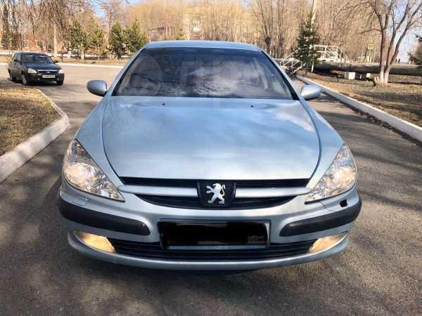 Peugeot 607, 2005 год, 450 000 руб.