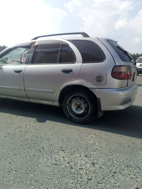 Nissan Lucino, 1997 год, 87 000 руб.