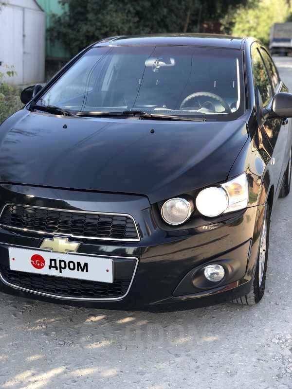 Chevrolet Aveo, 2014 год, 370 000 руб.