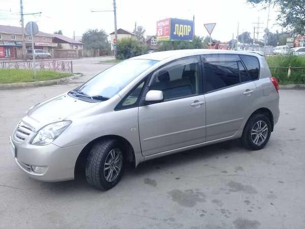 Toyota Corolla Spacio, 2004 год, 442 000 руб.