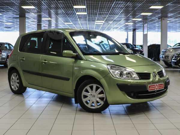 Renault Scenic, 2007 год, 299 500 руб.