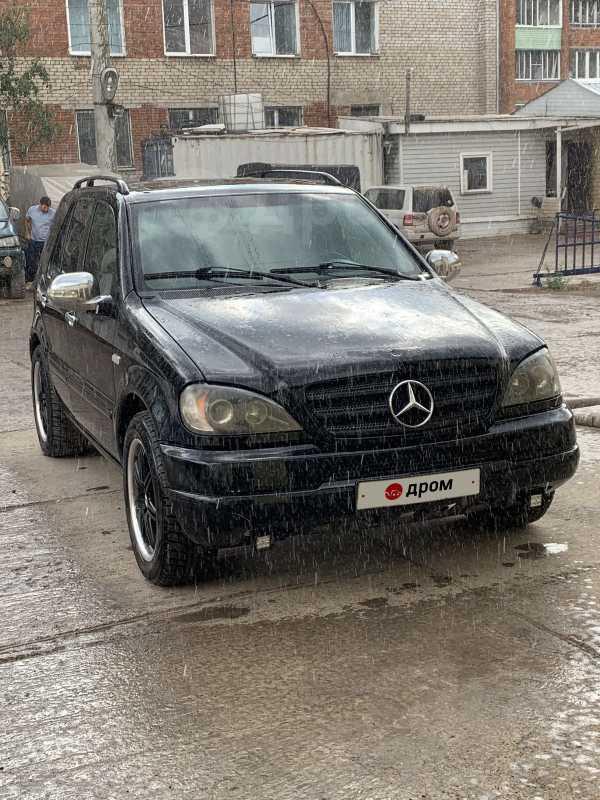 Mercedes-Benz M-Class, 2000 год, 320 000 руб.