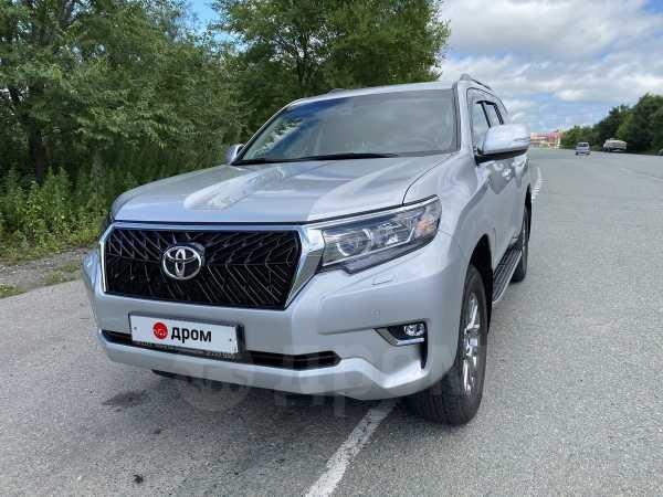 Toyota Land Cruiser Prado, 2019 год, 3 700 000 руб.