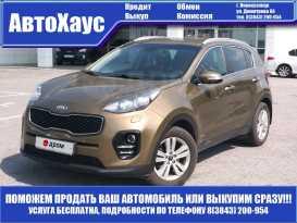 Новокузнецк Kia Sportage 2016