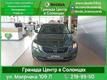 Красноярск Skoda Octavia 2020