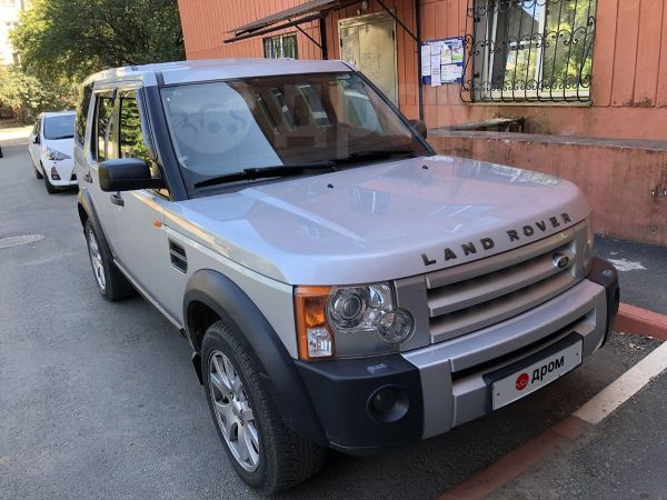 Land Rover Discovery, 2005 год, 730 000 руб.
