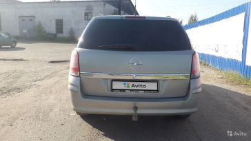 Урень Astra 2007