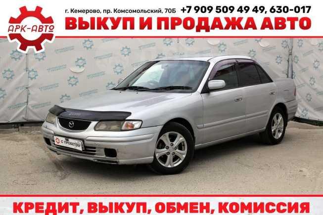 Mazda Capella, 1998 год, 139 000 руб.