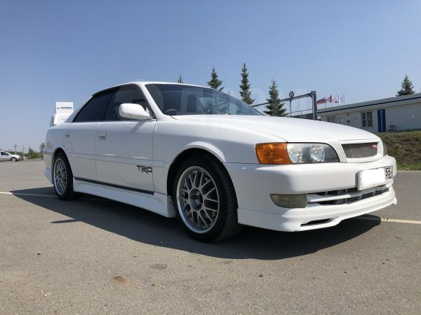 Toyota Chaser, 1998 год, 499 000 руб.