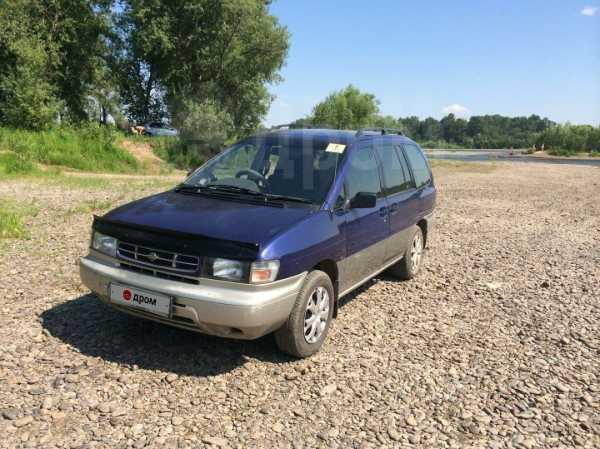 Nissan Prairie Joy, 1997 год, 168 000 руб.