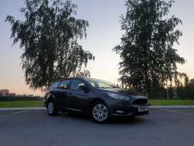 Великий Новгород Ford Focus 2017