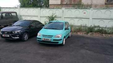 Воронеж Getz 2005