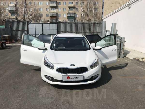 Kia Ceed, 2015 год, 785 000 руб.