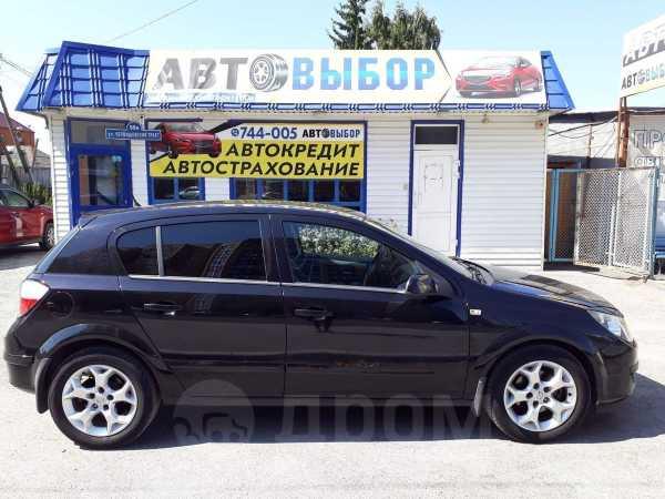 Opel Astra, 2006 год, 257 000 руб.