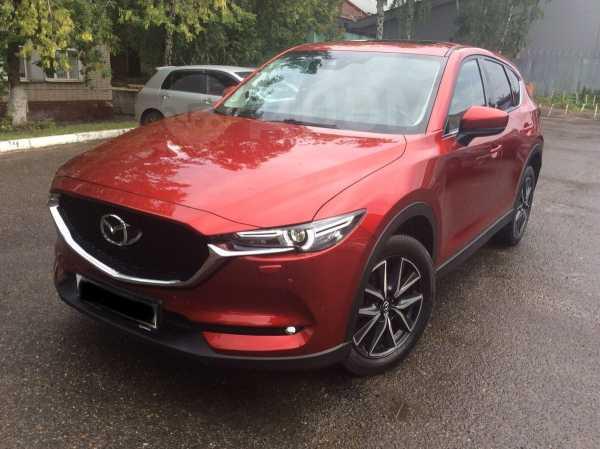 Mazda CX-5, 2017 год, 1 620 000 руб.