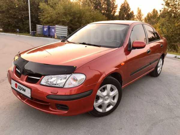 Nissan Almera, 2001 год, 225 000 руб.