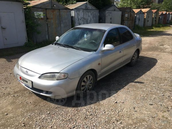 Hyundai Lantra, 1997 год, 70 000 руб.