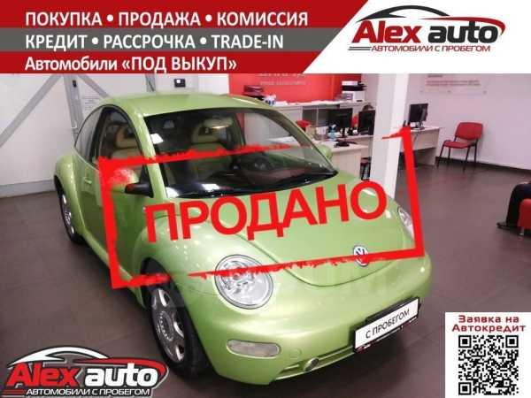 Volkswagen Beetle, 2002 год, 320 000 руб.