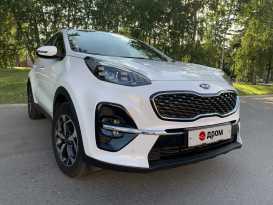 Барнаул Sportage 2019