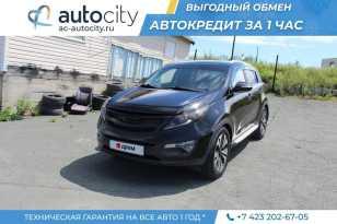 Владивосток Kia Sportage 2012