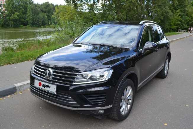 Volkswagen Touareg, 2016 год, 1 940 000 руб.
