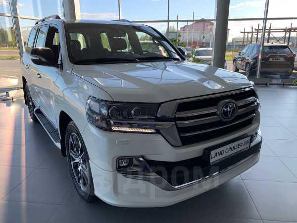 Toyota Land Cruiser, 2020 год, 6 750 000 руб.