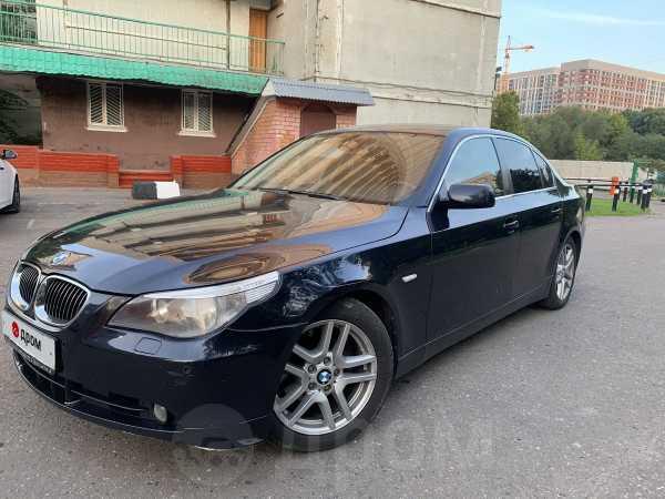 BMW 5-Series, 2006 год, 480 000 руб.