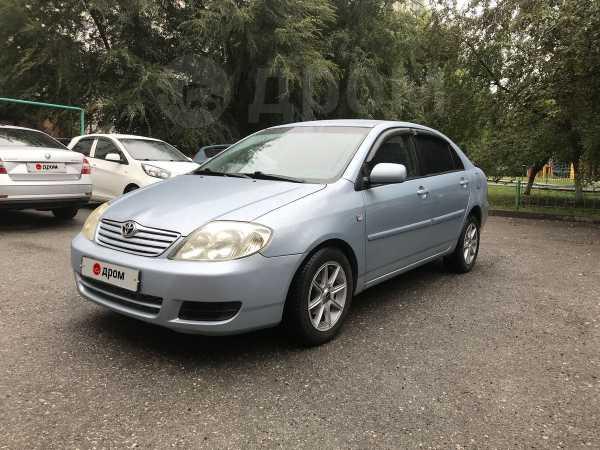 Toyota Corolla, 2006 год, 338 000 руб.