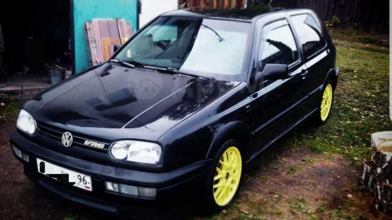 Volkswagen Golf, 1993 год, 80 000 руб.