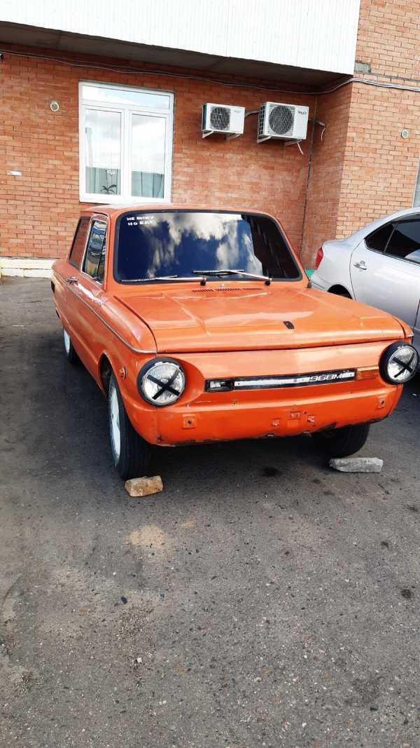 ЗАЗ Запорожец, 1972 год, 12 000 руб.