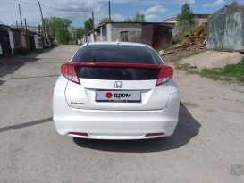 Североуральск Civic 2012